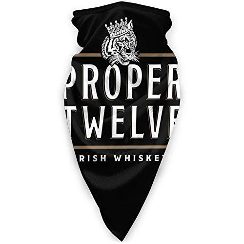 Odelia Palmer Turbante mágico al Aire Libre Cuello Adecuado 12 Bufanda de Whisky irlandés Pasamontañas Tocado Deportivo SCF-1865