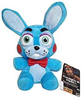 PampasSK Movies & TV 18cm Five Nights at Freddy's 4 FNAF Bonnie Rabbit Plush Toys Soft Stuffed Animals Toys Doll for Kids Children 1 PCs