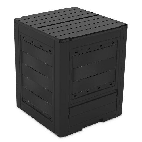 Compostiera lt.260 ambition antr.cm.60x60x73h
