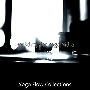 Backdrop for Yoga Nidra