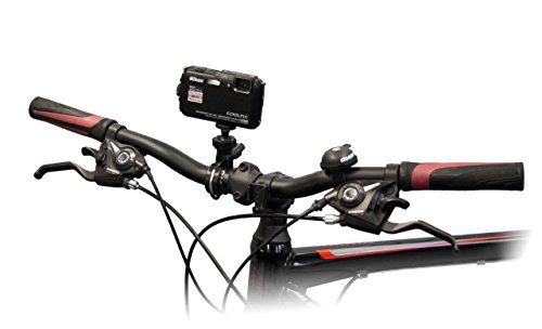 Nikon Supporto per Biciclette per Coolpix AW130, AW120, AW110, nero
