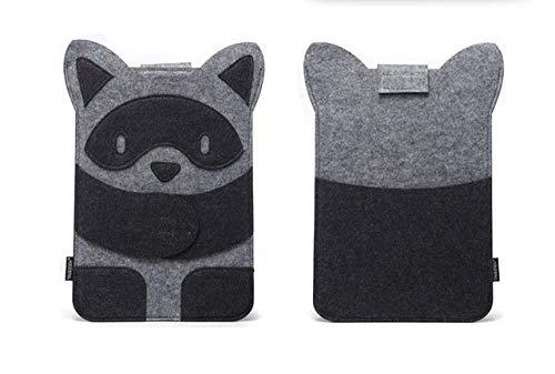 SMZNXF Tablet PC case, Felt Laptop Sleeve Bag for 13 case Air Retina 11 12 13.3 14 15 inch Cartoon Laptop Case for Mac 13,6,2016,11,2019 pro 13
