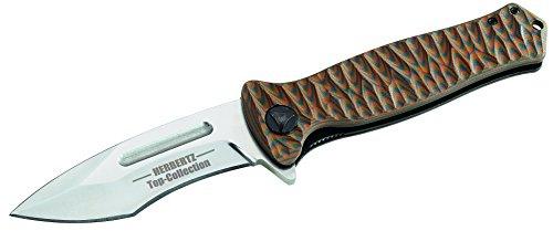 Herbertz TOP-Collection zakmes, AISI 440C-staal, flip mes, meerkleurig, één maat