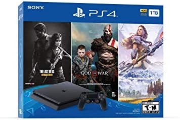 PlayStation 4 Slim 1TB Console Only On PlayStation Bundle product image