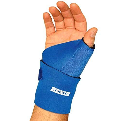 Benik W206 Wrist/Thumb Wraps, Large