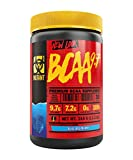 Mutant BCAA 9.7 Supplement BCAA Powder with Micronized Amino Energy Support Stack, 348g - Blue Raspberry