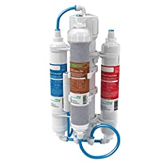 ZERO TDS WATER- Produce up to 50 gallons of zero TDS water every 24 hours at an affordable price with the RO Buddie plus DI model, The RO Membrane will remove up to 98 percent of the TDS in water and the DI Mixed Bed Resin will remove the remaining T...