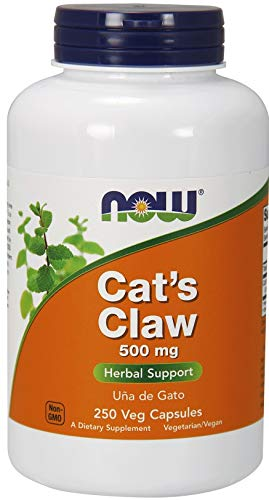 VITAMINA NOW Foods Cat's Claw 500mg 250 capsule