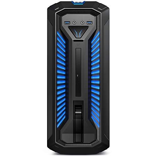 MEDION ERAZER Bandit E10 Gaming Desktop PC Intel Core i5 10400 16GB DDR4 RAM 512GB PCIe SSD NVIDIA GeForce GTX 1650 4GB GDDR5 DVD Hot Swap WLAN Win 10 Home