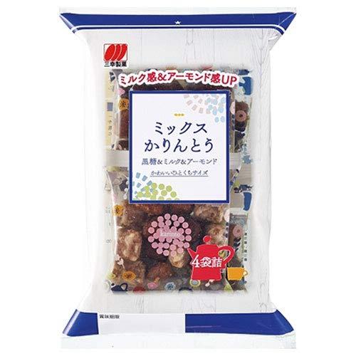 三幸製菓 ミックスかりんとう 114g×12袋入×(2ケース)
