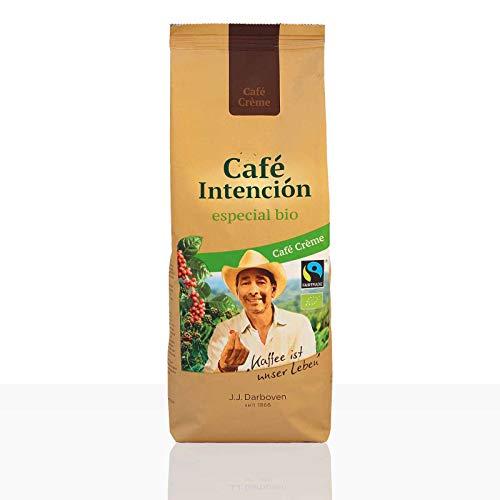Darboven Cafe Creme Intención Café Crème 500g Fairtrade Transfair ganze Bohne