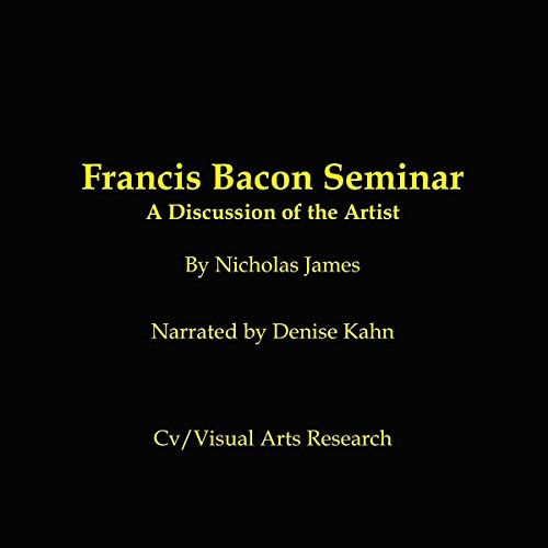 Francis Bacon Seminar audiobook cover art