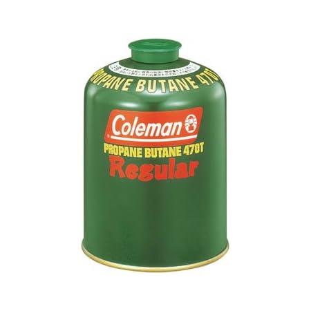 コールマン Coleman 純正LPガス燃料 Tタイプ 470g 5103A470T