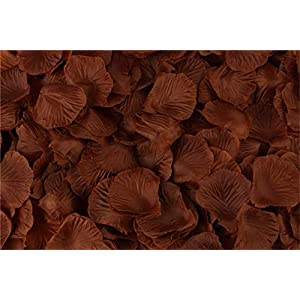 HJQ's store 2000 Pieces Silk Rose Petals Artificial Flower Petals for Wedding and The Any Other Ocasions