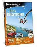 Wonderbox – Coffret cadeau sensation – 100% EMOTIONS – 1100 activités...
