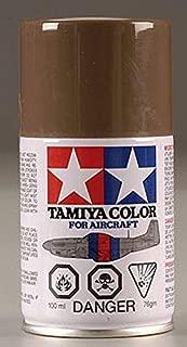 Tamiya America, Inc Aircraft Spray Paint AS-22 Dark Earth 100ml, TAM86522