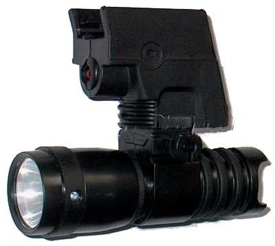 Ersatz/zusätzliche Zielvorrichtung / Target Device für Wicke Walther P99 Spielzeugpistole