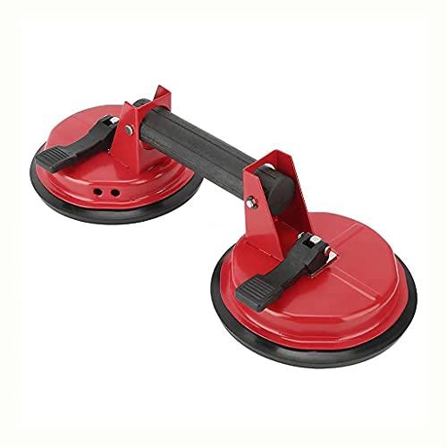 Kit de herramientas de reparación de relojes, ventosa para azulejos, elevador de vidrio, ventosa fuerte, soporte para azulejos de cerámica, elevador, herramienta para quitar baldosas de piso, rel
