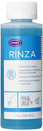 Urnex Rinza Milk Frother Cleaner, 4oz Bottle