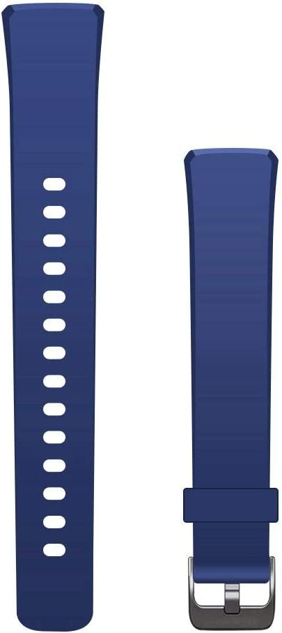 MorePro V19 Fitness Tracker Band, Adjustable Replacement Accessories Classic Sport Strap (Blue)