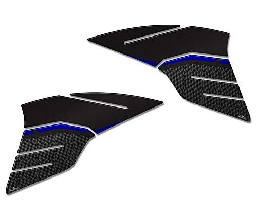 RESINATO EFFETTO 3D compatibile con SUZUK.I BANDIT GSF 600 650 1200 1250 ABS V2 PROTECTION DE RESEVOIR TANKPAD TANKSCHUTZ PARASERBATOIO ADESIVO