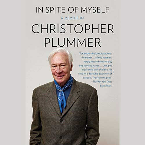 In Spite of Myself audiobook cover art