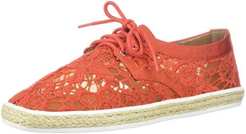 Aerosoles Damen Fundraiser Sneaker, Coral Combo, 43 EU