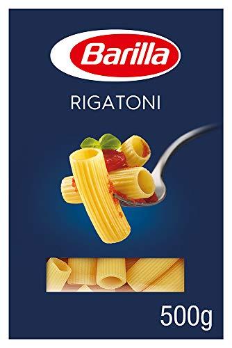 Barilla Rigatoni n. 89 Pasta Semola di Grano Duro (5 x 500 g)