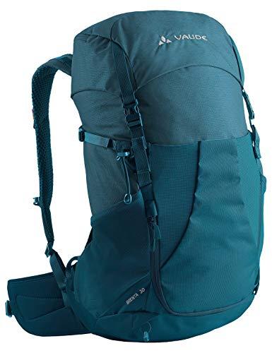 VAUDE Brenta 30 Sac à dos 30-39L Blue Sapphire FR: Taille Unique (Taille Fabricant: One Size)