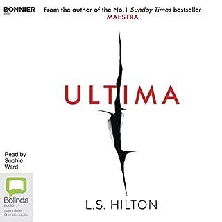 Ultima cover art