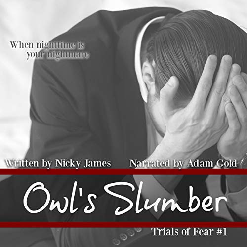 Owl's Slumber audiobook cover art