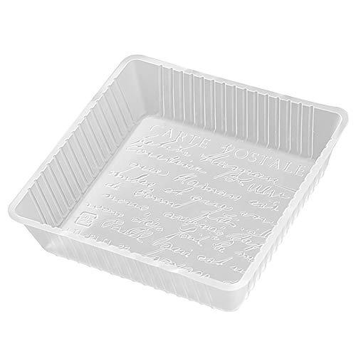 ヘッズ レットルプラスチックトレイ-1冷凍可 LTL-PLT1 1セット 2000枚:100枚×20パック