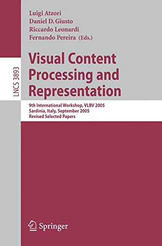 Visual Content Processing and Representation (Lecture Notes in Computer Science)