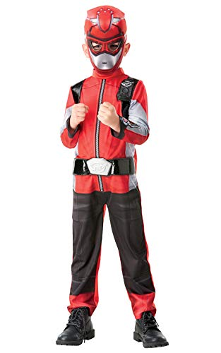 Rubies Power Rangers Vestido elegante, Multicolor, 7-8 años/large (300458L)