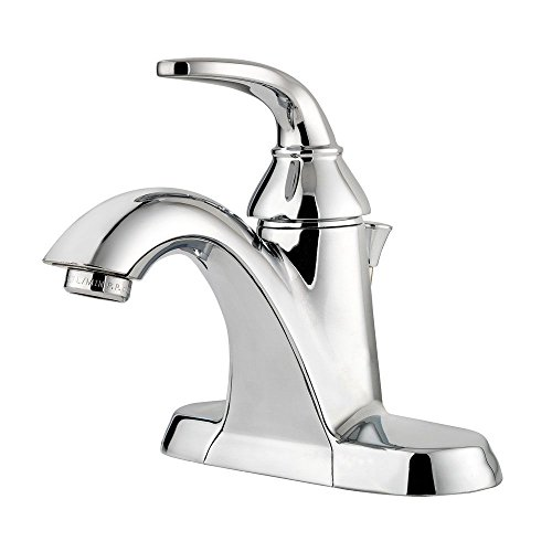 Price Pfister LF042PDCC Pfister Pasadena Single Control 4 Inch Centerset Bathroom Faucet in Polished Chrome