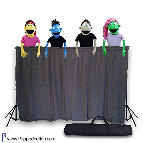 Classroom Puppet Stage - Portabl...