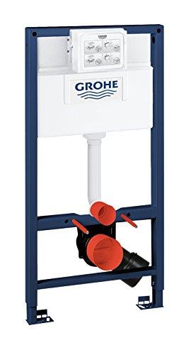 GROHE Rapid SL | Sanitärsysteme-Element für WC, 1,00 m Bauhöhe|für Vorwand- oder Ständerwandmontage | 38525001
