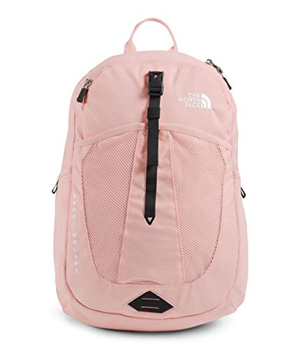 The North Face Youth Recon Squash Backpack, Impatiens Pink/TNF White, OS