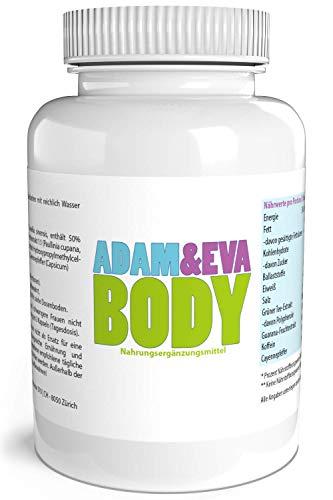 ADAM&EVA BODY | Guaraná, té verde & Pimienta de Cayena | Vegano