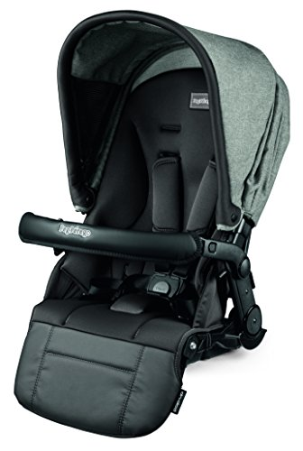 Peg Perego Pop-Up Seat for Team, Duette and Triplette Strollers, Atmosphere