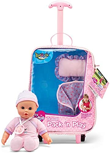 Kidoozie Cozy Sch eit Travel Pack 'n Play Spielzeug