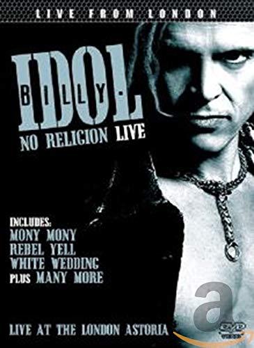 Billy Idol: No Religion - Live