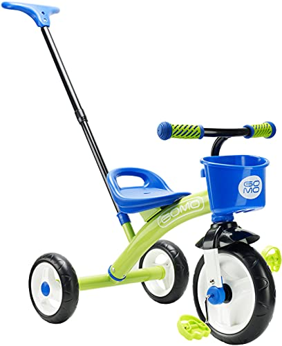 GOMO Kids Tricycles for 2 Year Olds, 3 Year Olds & Kids 1-6, Big...