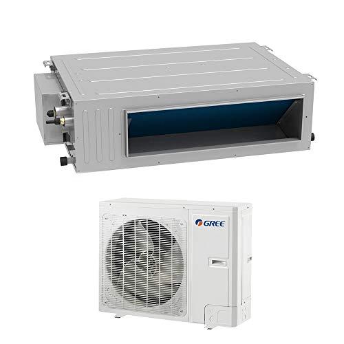 Climatizzatore mono canalizzato Gree 30000 Btu R32 A++   A+ comando a parete incluso