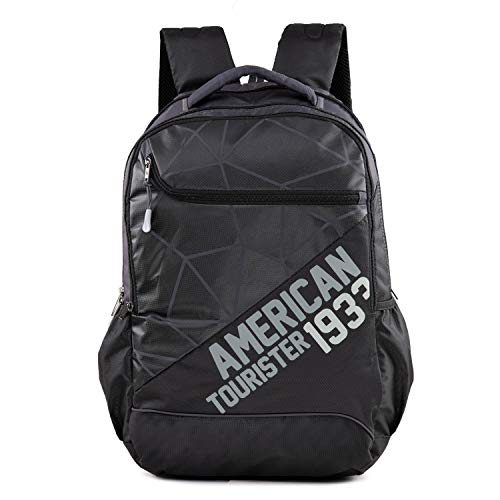 American Tourister Jazz Nxt 01 Black Casual Backpack