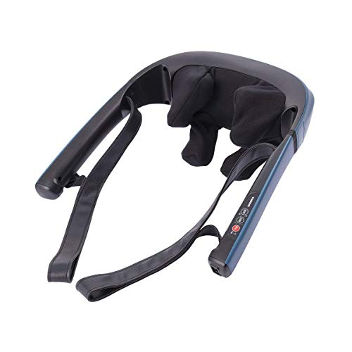 Read About THRIVE Neck/Shoulder/Lower Back Massager (Blue) MD-442-BL【Japan Domestic Genuine Produc...