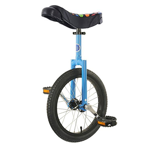 Best Price Club 16 Freestyle Unicycle (Blue)