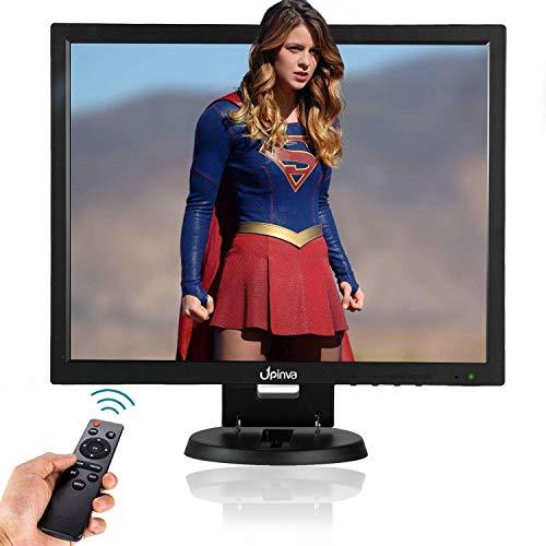 14インチ HDMI 高画質モニター 液晶CCTVセキュリティモニタ 1920*1080フルHDの解像度 4:3 LCD TFT 多機能 pcディスプレイ HDMI/AV/VGA/BNC 入力 USBストレージプレーヤー 監視カメラ 日本語対応