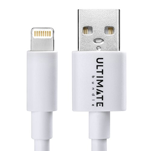 Ultimate 6ft Lightning to USB C Cable, Apple MFi Certified Fast iPhone Charger 6 Foot Cord Compatible with iPhone 11 Pro Max XS XR X 8 & iPad Pro