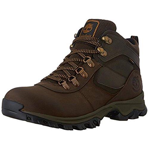 Timberland Men's Mt. Maddsen Hiker Chukka Boot, Brown, 10.5 M US